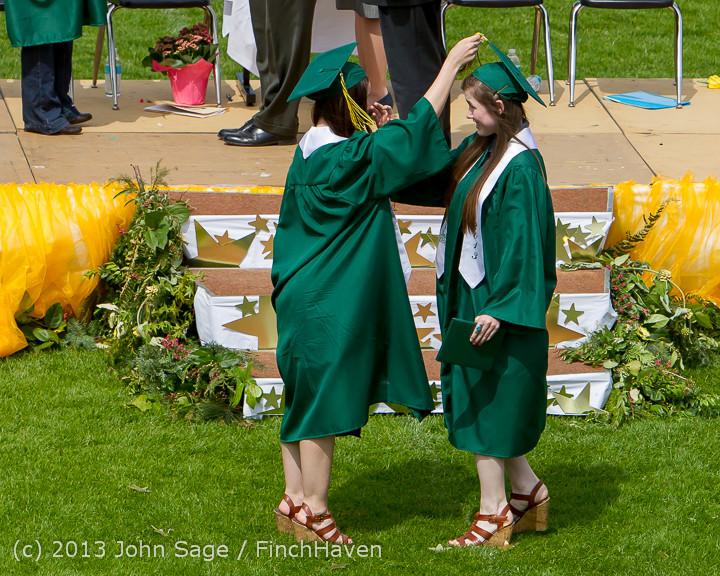 3323 Vashon Island High School Graduation 2013 061513