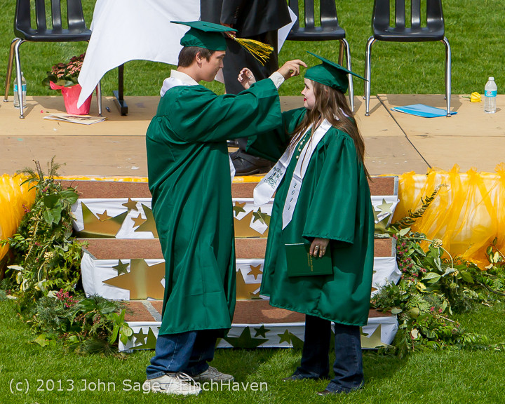 3331 Vashon Island High School Graduation 2013 061513