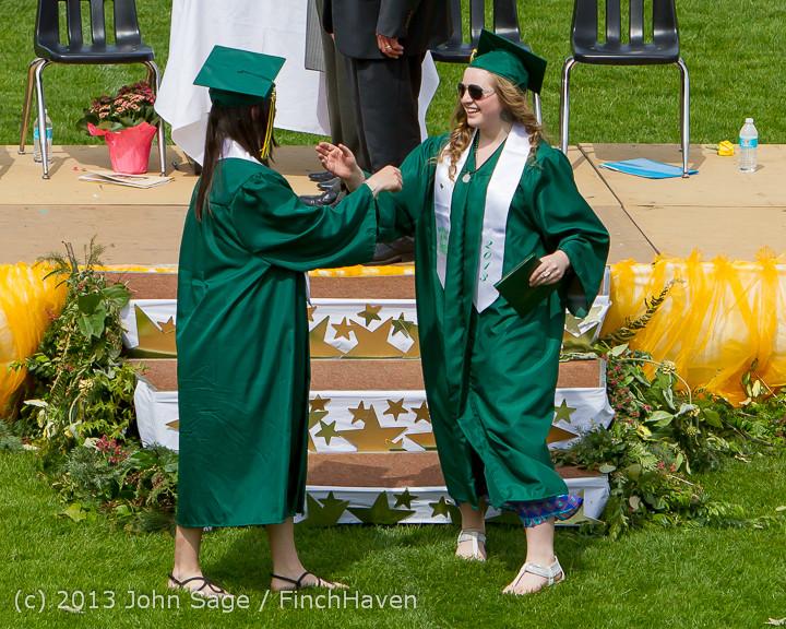 3344 Vashon Island High School Graduation 2013 061513