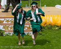 3345 Vashon Island High School Graduation 2013 061513