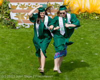 3346 Vashon Island High School Graduation 2013 061513
