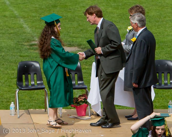 3350 Vashon Island High School Graduation 2013 061513