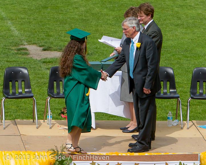3358 Vashon Island High School Graduation 2013 061513