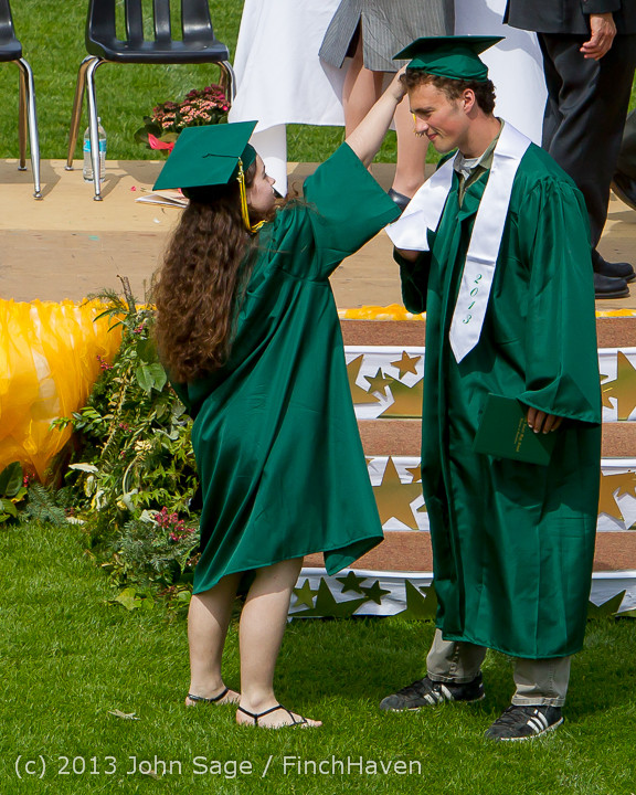 3365 Vashon Island High School Graduation 2013 061513