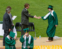 3378 Vashon Island High School Graduation 2013 061513