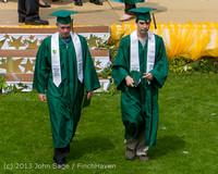 3383 Vashon Island High School Graduation 2013 061513