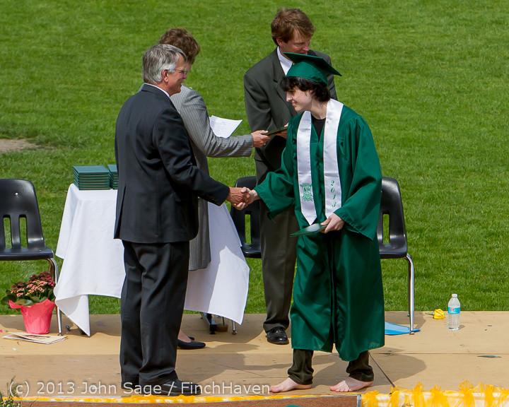 3384 Vashon Island High School Graduation 2013 061513
