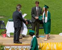 3388 Vashon Island High School Graduation 2013 061513
