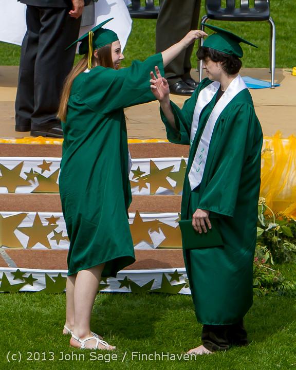 3392 Vashon Island High School Graduation 2013 061513