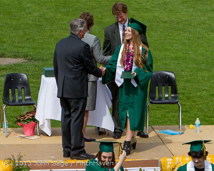 3398 Vashon Island High School Graduation 2013 061513