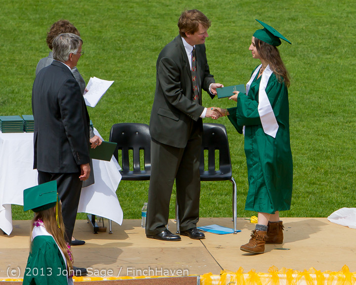 3401 Vashon Island High School Graduation 2013 061513