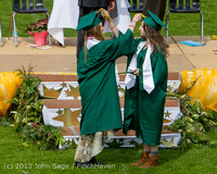 3406 Vashon Island High School Graduation 2013 061513