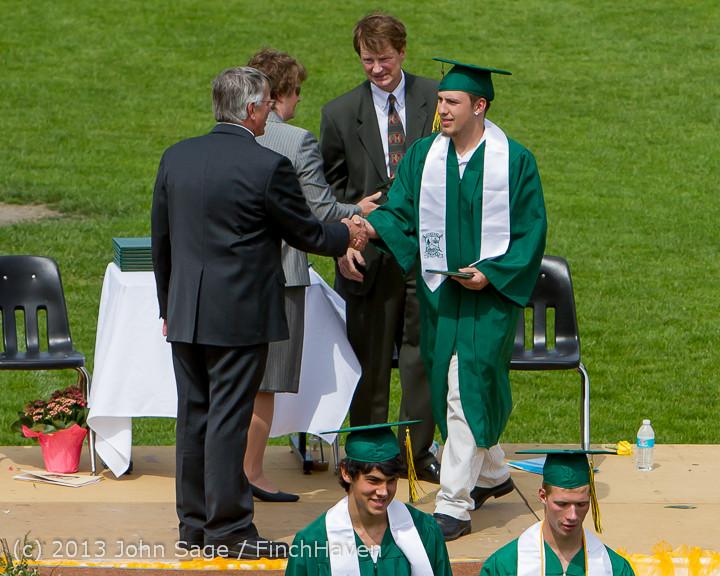 3419 Vashon Island High School Graduation 2013 061513