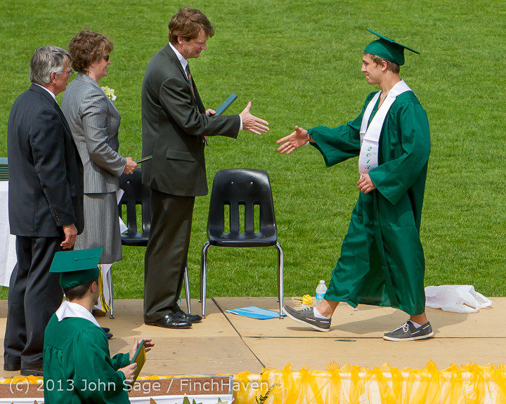 3423 Vashon Island High School Graduation 2013 061513