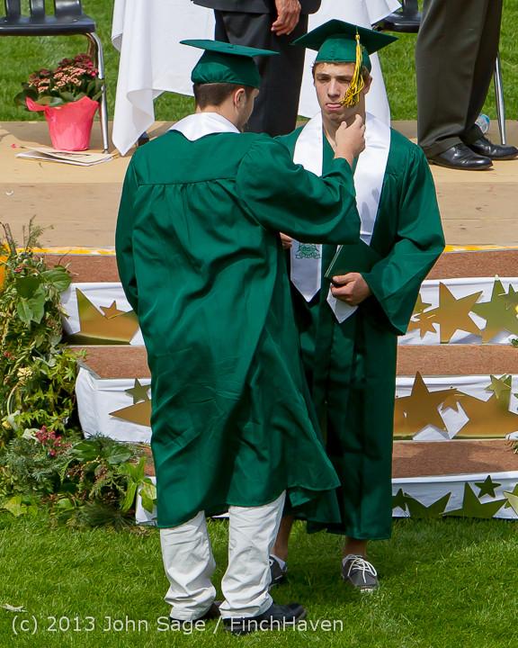 3430 Vashon Island High School Graduation 2013 061513