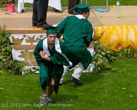 3431 Vashon Island High School Graduation 2013 061513