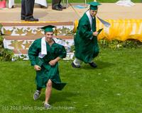 3432 Vashon Island High School Graduation 2013 061513