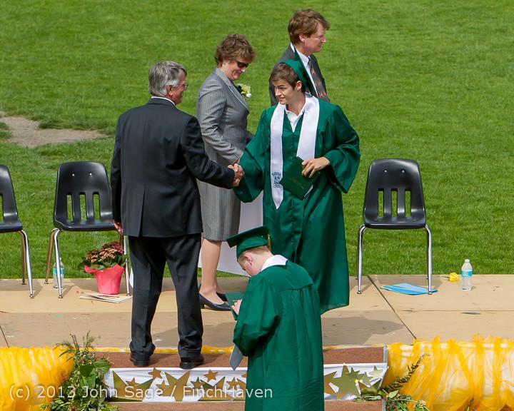 3455 Vashon Island High School Graduation 2013 061513