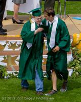 3457 Vashon Island High School Graduation 2013 061513