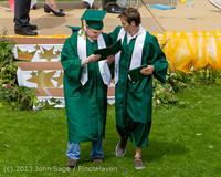 3462 Vashon Island High School Graduation 2013 061513