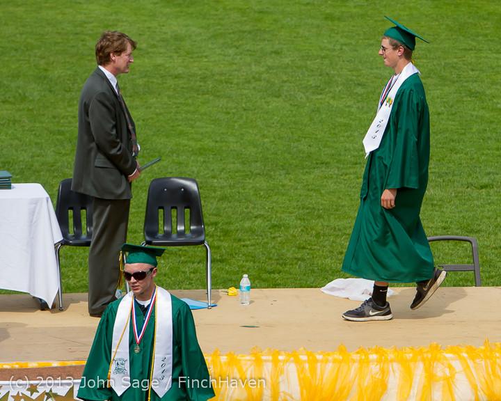 3472 Vashon Island High School Graduation 2013 061513