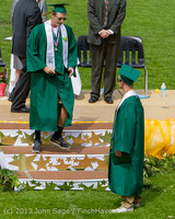 3487 Vashon Island High School Graduation 2013 061513