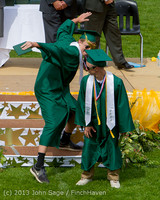 3489 Vashon Island High School Graduation 2013 061513