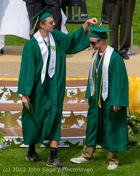 3492 Vashon Island High School Graduation 2013 061513