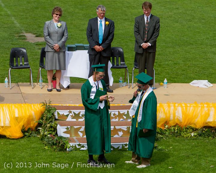 3496 Vashon Island High School Graduation 2013 061513