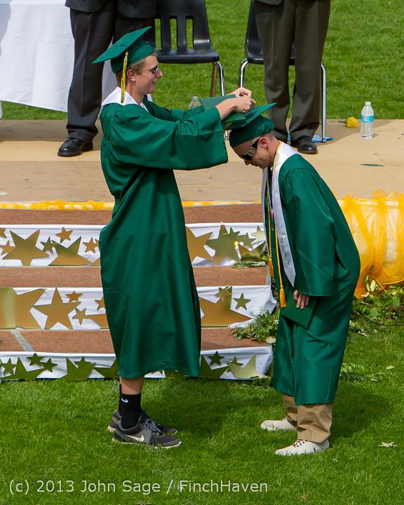 3501 Vashon Island High School Graduation 2013 061513