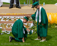 3513 Vashon Island High School Graduation 2013 061513