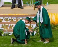 3517 Vashon Island High School Graduation 2013 061513