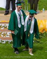 3522 Vashon Island High School Graduation 2013 061513