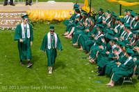 3530 Vashon Island High School Graduation 2013 061513