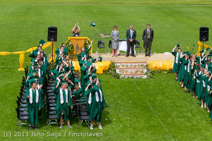 3532 Vashon Island High School Graduation 2013 061513