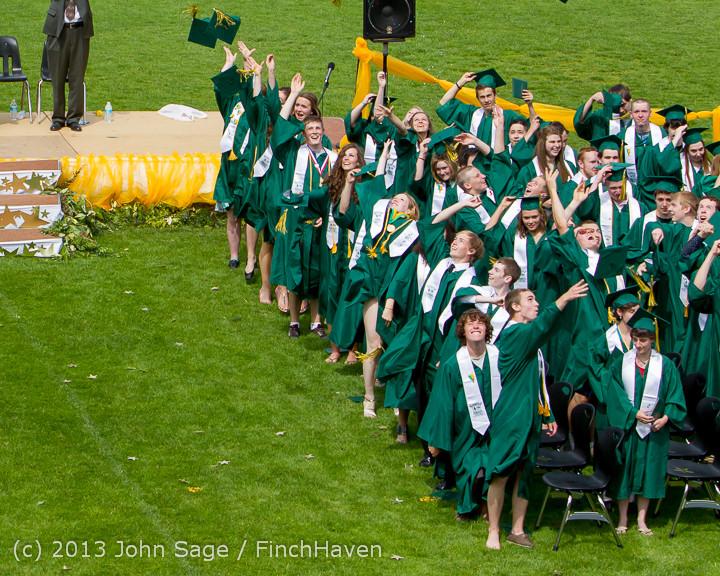 3536 Vashon Island High School Graduation 2013 061513
