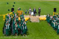 3538 Vashon Island High School Graduation 2013 061513