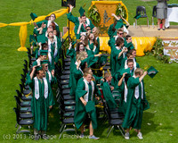 3539 Vashon Island High School Graduation 2013 061513