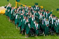 3540 Vashon Island High School Graduation 2013 061513