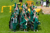 3541 Vashon Island High School Graduation 2013 061513