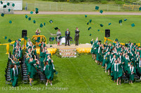 3545 Vashon Island High School Graduation 2013 061513
