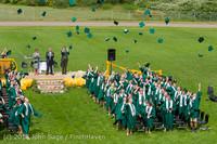 3546 Vashon Island High School Graduation 2013 061513
