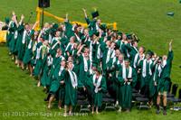 3549 Vashon Island High School Graduation 2013 061513