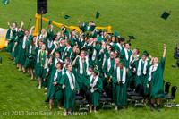 3552 Vashon Island High School Graduation 2013 061513