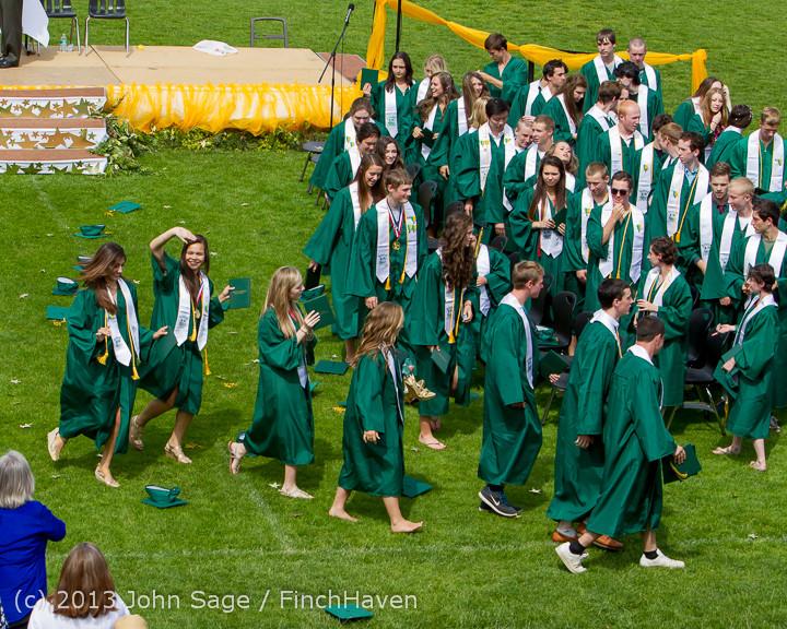 3577 Vashon Island High School Graduation 2013 061513