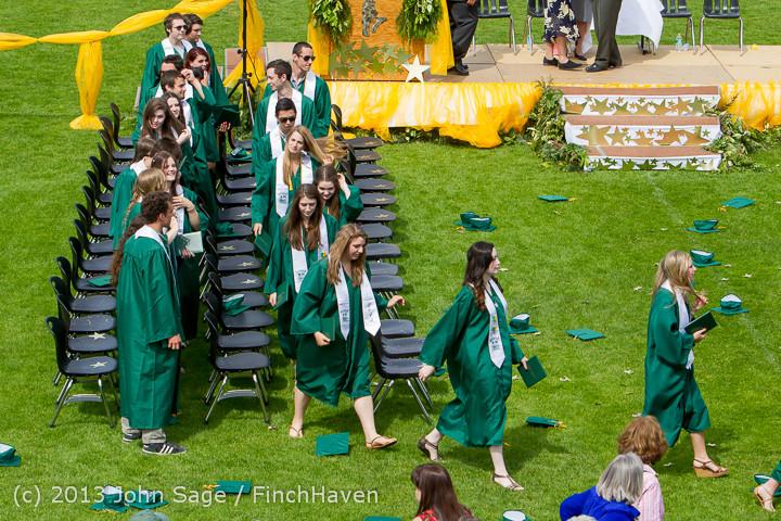 3584 Vashon Island High School Graduation 2013 061513