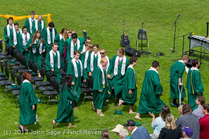 3613 Vashon Island High School Graduation 2013 061513