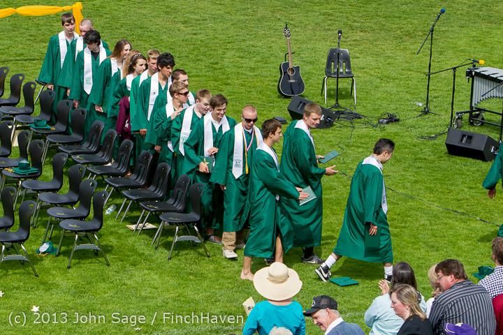 3621 Vashon Island High School Graduation 2013 061513