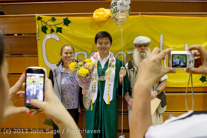 3647 Vashon Island High School Graduation 2013 061513