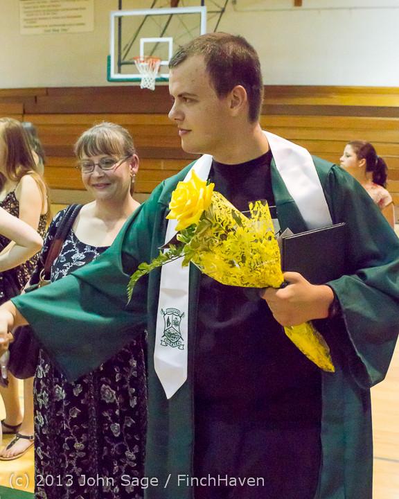 3710 Vashon Island High School Graduation 2013 061513